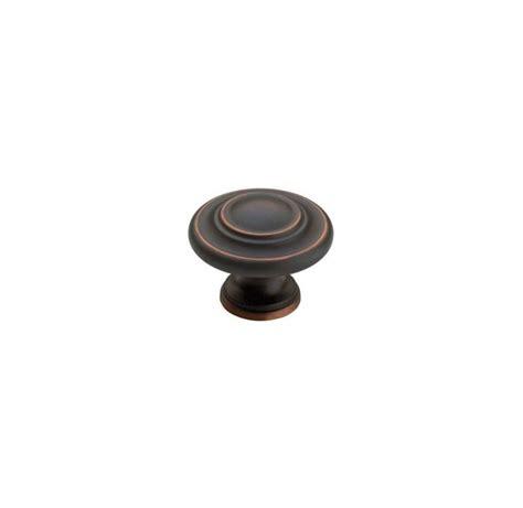 Amerock Kitchen Cabinet Pulls amerock e15862rorb oil rubbed bronze inspirations 1 3 4
