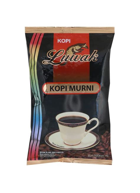 Kapal Api Blue Mountain Blend Ground Bubuk luwak kopi bubuk murni pck 165g klikindomaret