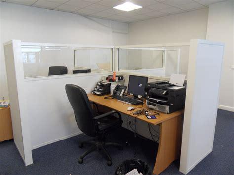 am駭agement bureaux open space les cloisons modulaires mi hauteur espace cloisons alu