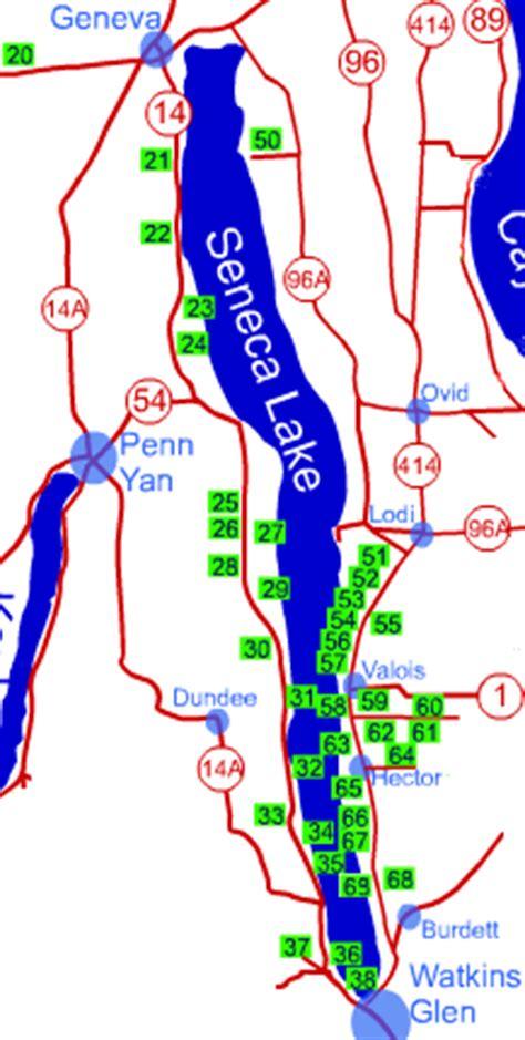 cayuga lake wine trail map pin finger lakes weddings cayuga lake wine trail ithaca