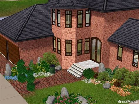 8 Best Houses Images On Pinterest Sims Ideas Sims And Sims 2 House Plans