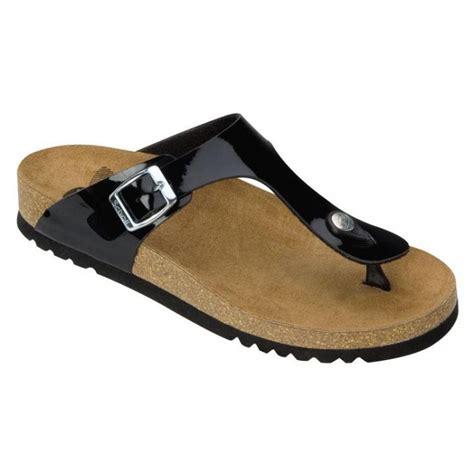 Sandal Wedges Boa scholl bioprint boa vista wedge sandals black