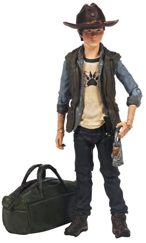 Walking Dead TV Series 4 Carl Grimes Action Figure