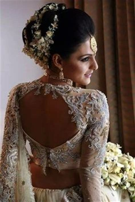 Hairstyles For 2017 Homecoming Bouquets by Romaya Brides Modern Kandyan Style Amazing Jacket