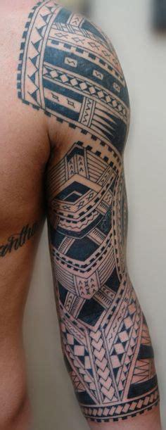 tribal tattoo zine tongan full sleeve tattoo polynesian tattoo tiger