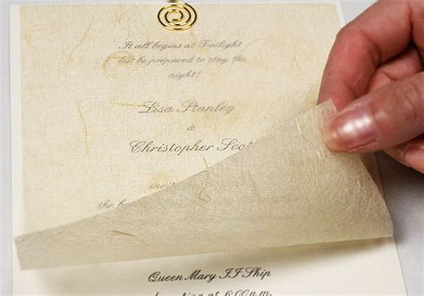 Wedding Invitations Tissue Paper by Japanese Tissue Japanese Watermark Tissue