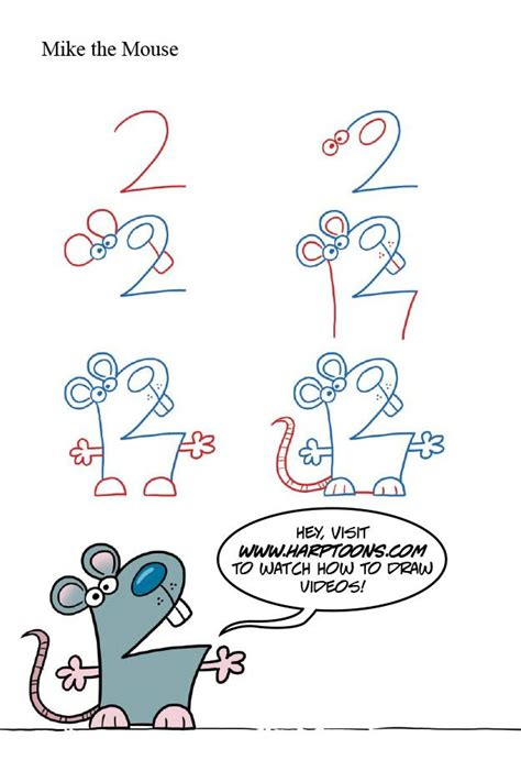 Drawing Numbers by 124 Best Images About Simple Drawings On