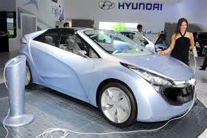 Electric Vehicle Market Canada Top 9 Electric Car Concepts At The 2009 Frankfurt Motor Show