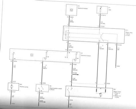 e39 wipers diagram 18 wiring diagram images wiring