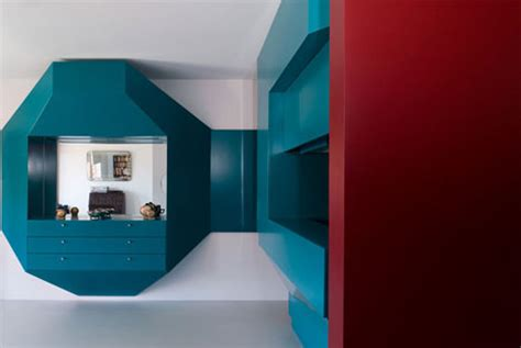 color in interior painting in primary colors stark simple interior design