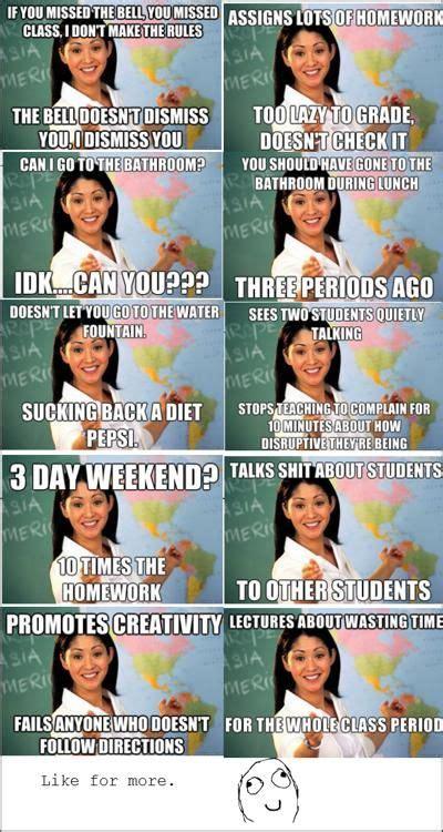 unhelpful highschool teacher meme graduation funny