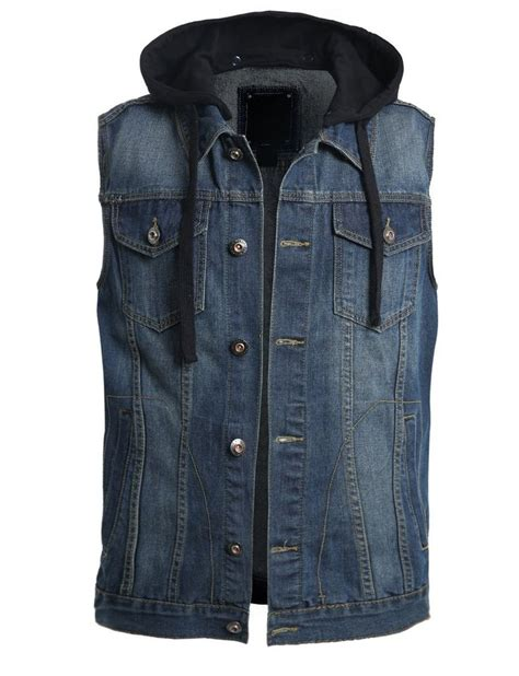 Jacket Denim Mens Premium best 25 denim vest ideas on jean vest