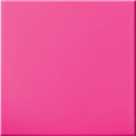 Impact Glass Wall Tile Hot Pink   100 x 100mm