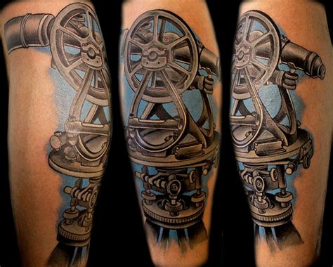 black and grey calf tattoos black and gray calf tattoo by david mushaney tattoonow
