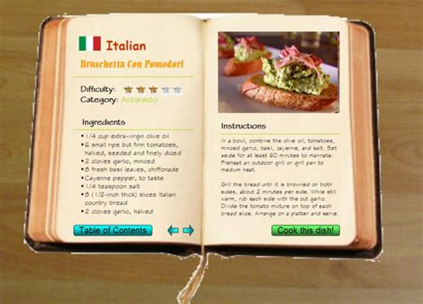 recipe book pictures recipes for food from the bbile 7000 recipes