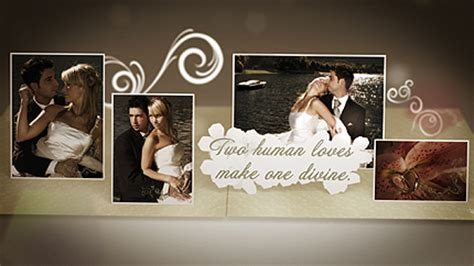 free photo album templates for after effects wedding album after effects intro 26665