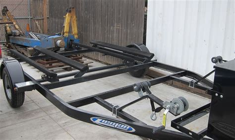 zieman boat trailer for sale 2012 used zieman double jet ski trailer for sale