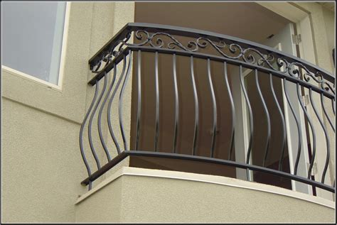 simple balcony grill design lightandwiregallery