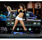 Sexy MOPAR  Girls &amp American Muscle Cars Pinterest