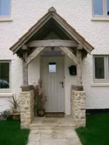 Front Door Porches Uk Oak Porch Ideas For Extension