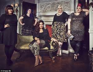 Gatsby Cocktail Party - plus size bloggers shine in simply be s sparkly partywear