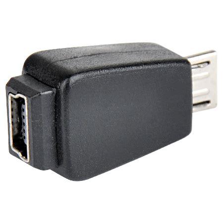 Adaptor Kabel 2 0 usb 2 0 adapter micro b stecker mini b buchse
