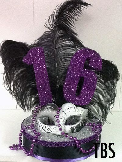 feather centerpieces for sweet 16 best 25 masquerade centerpieces ideas on