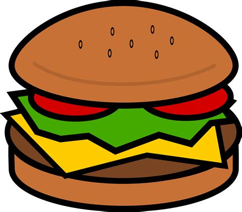 clipart pictures hamburger picture clipart best