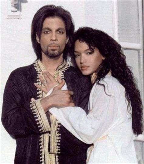 princes ex wife mayte garcia it was the most bizarre prince and mayte our history pinterest beautiful