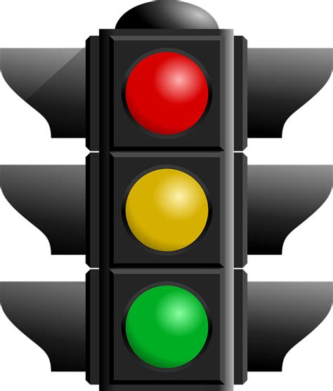 traffic light images traffic light red black 183 free vector graphic on pixabay
