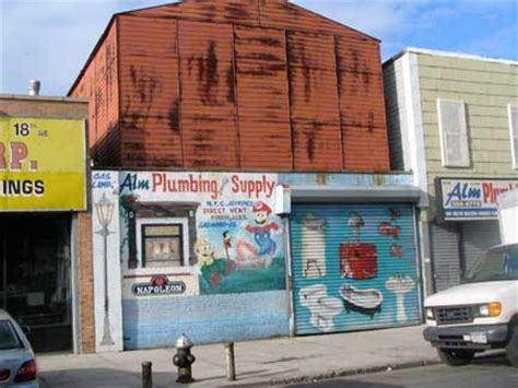 Palace Plumbing Supply by 18th Avenue Forgotten New York