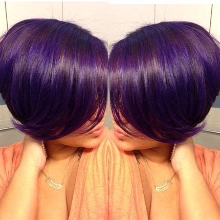 formula for purple hair behind the chair link to purple violet hair color