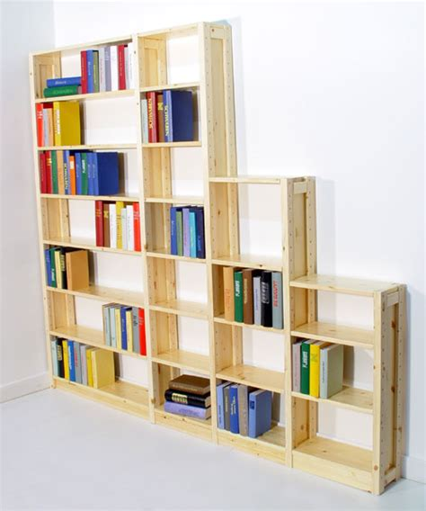 Narrow Depth Bookcase Shelving Systems Shelving And Bookcase Gallery Exles