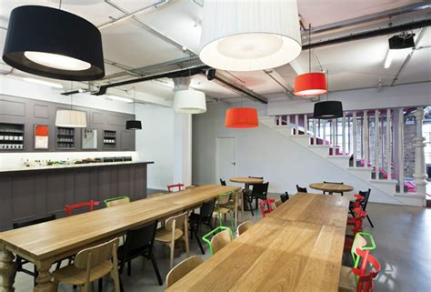 office canteen design forward office by jump studios london 187 retail design blog