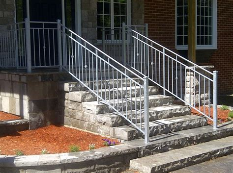 outside banister railings interestingstep railings outdoor wrought iron stair