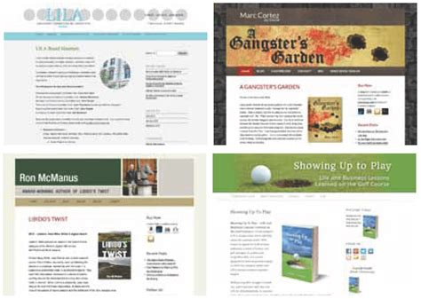 What Makes A Author Website by How To Make Your Author Website User Friendly Where