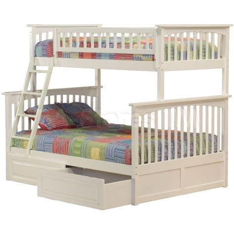 Loft Bed Retailers Bunk Beds Columbia Bunk Bed Raised Panel