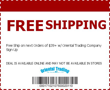 oriental trading coupon codes: save $9 w/ 2015 promo codes