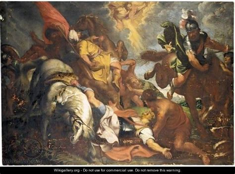 Who Was Blinded On The Road To Damascus Saint Paul On The Road To Damascus After Sir Peter