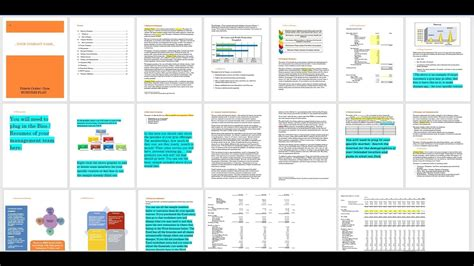 Fitness Center Business Plan Sle Exle Youtube Fitness Center Business Plan Template