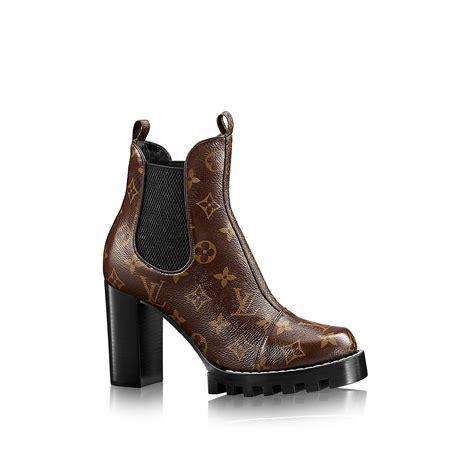 trail ankle boot shoes louis vuitton