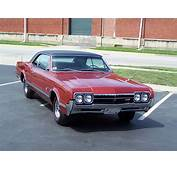 1966 OLDSMOBILE CUTLASS 442 2 DOOR HARDTOP  117507