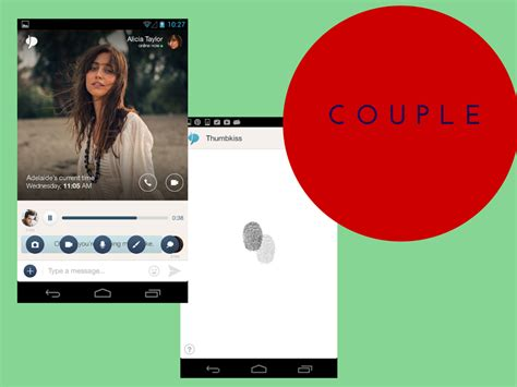 Thumbkiss App 7 Aplikasi Yang Wajib Dimiliki Oleh Pasangan Ldr Boombastis