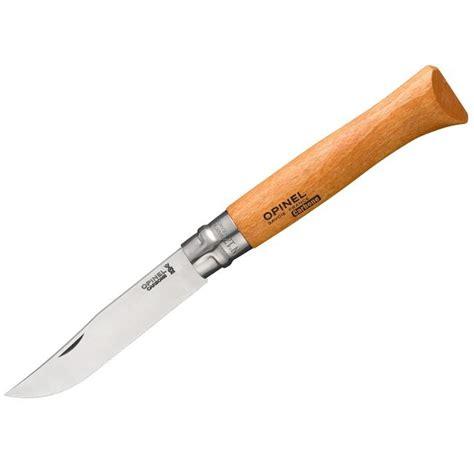 carbon steel for knives opinel carbon steel lock knife