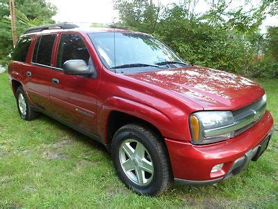 auto air conditioning repair 2003 chevrolet blazer parking system purchase used 2003 chevrolet trailblazer 4dr 4x4 3 rows 4 2liter 6cylinder w airconditioning in