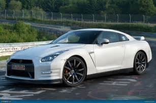Nissan Gte Ausmotive 187 Nissan Gt R My11 Specs Released