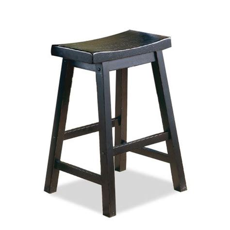24 Saddle Bar Stools by Saddle Black 24 Quot Counter Stool