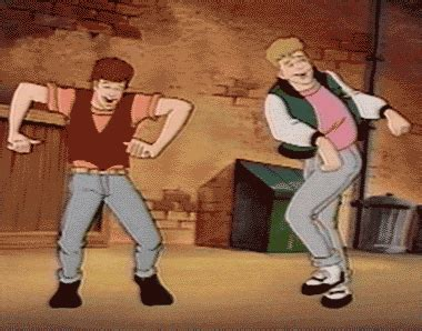 Dancing Meme Gif - white people dancing lol white people know your meme