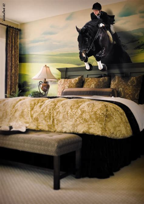 horse bedroom decor horse out of bounds by abducted47 deviantart com on