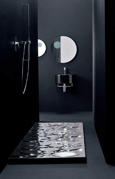 alle schwarzen badezimmer ein luxusgef 252 hl herrscht im schwarzen badezimmer design